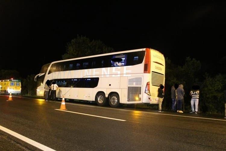 Tentativa de assalto a ônibus que vinha para o Vale termina com três  suspeitos mortos | Segurança | Rádio Araguaia